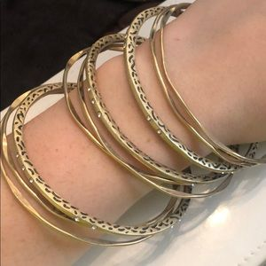 Jewelry - Gold Bangles
